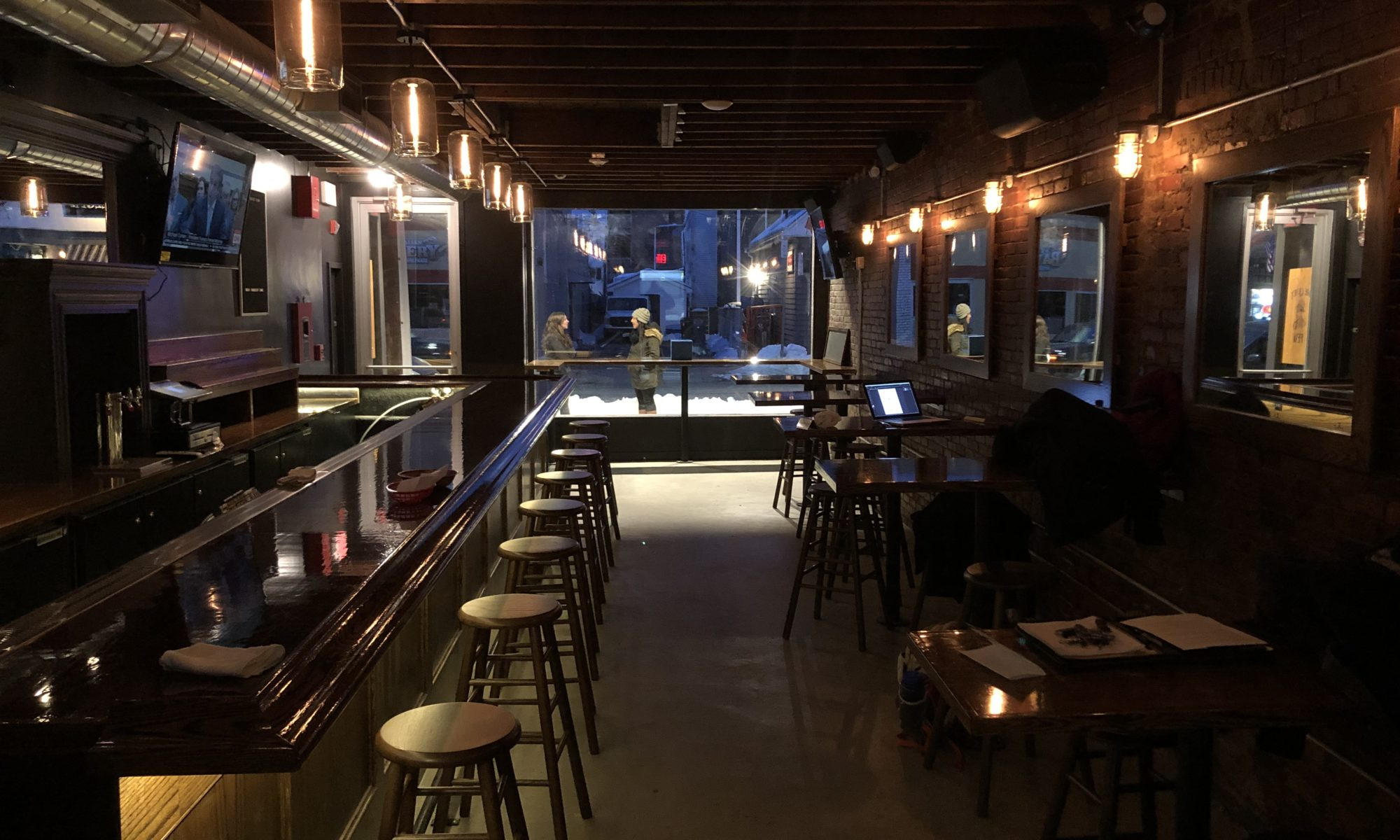 Quiet Few Bar Boston